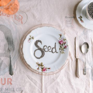 Seed by Harvest & Gather // www.harvestgather.com