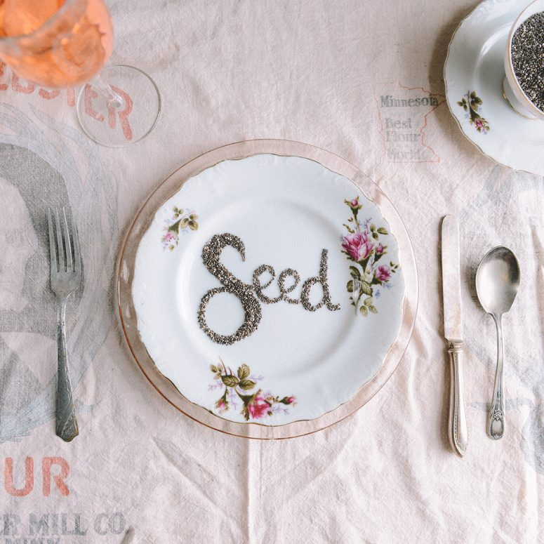 Seed: The Start featuring Chef Justin Crimone